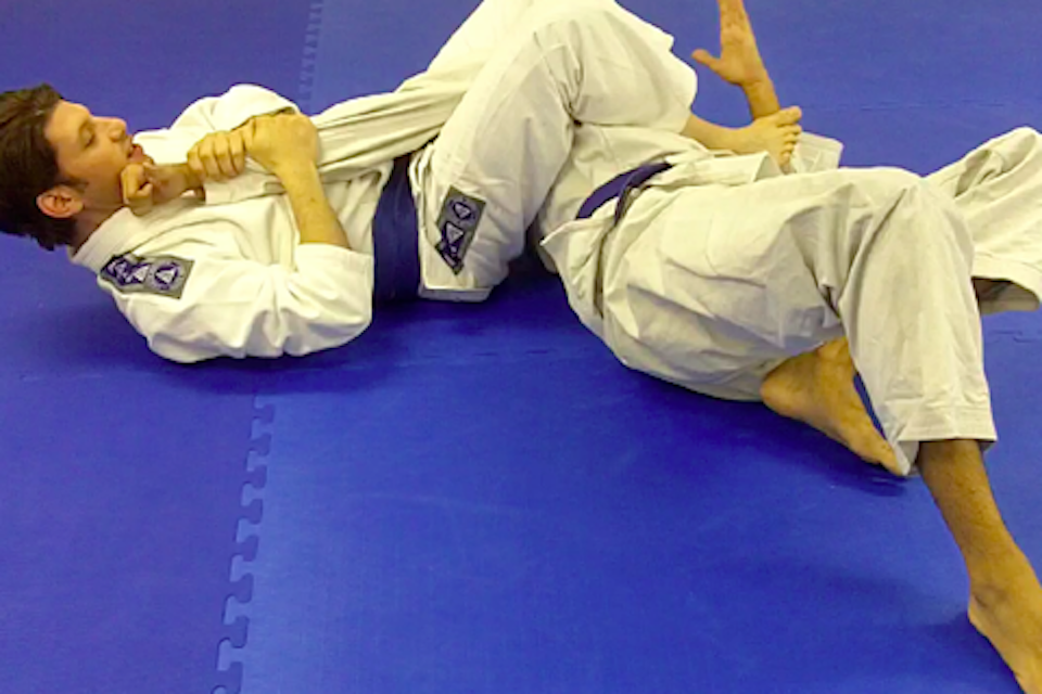 Screenshot Switch N Slide – London Gracie Jiu Jitsu Edition