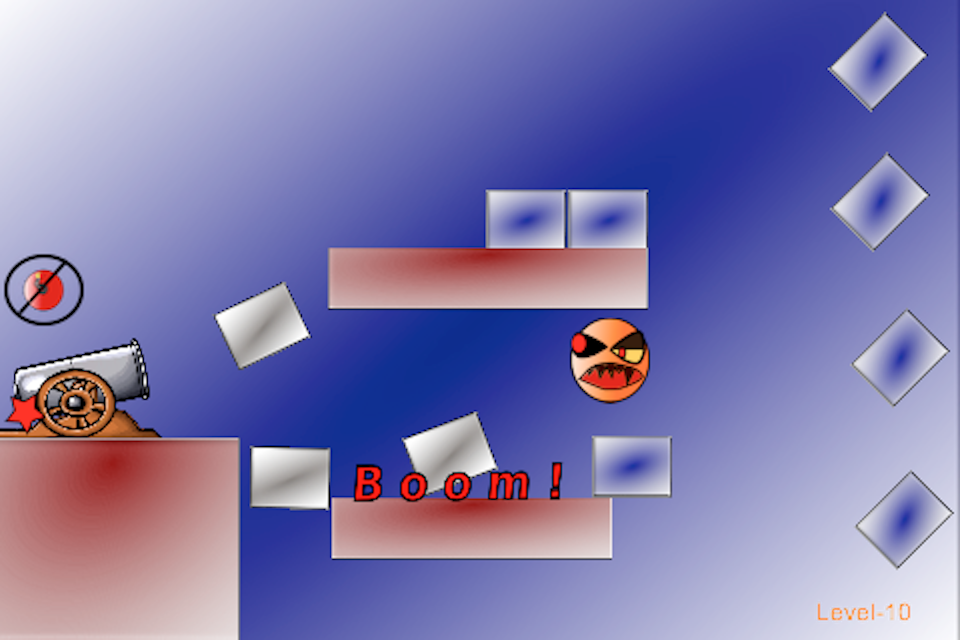 Screenshot CannonBall-A-Zombie